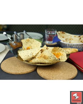 Roasted Papad