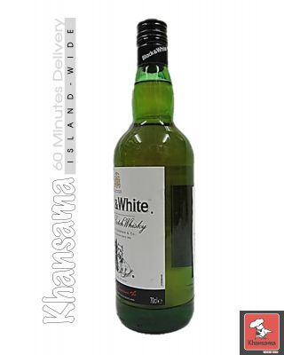 Black & White Whisky 700ml