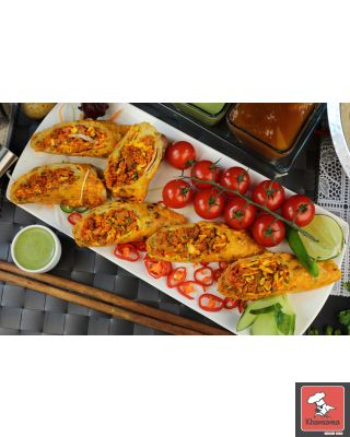 Chicken Kaathi Kebab