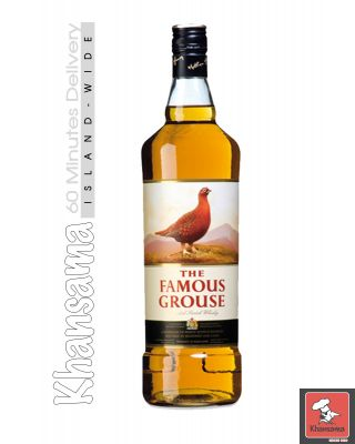 Famous Grouse Scotch Whisky 700ml