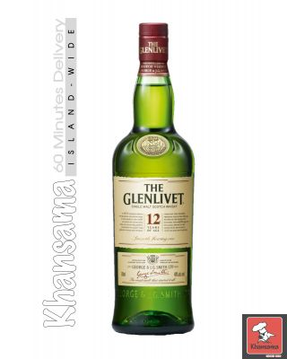 Glenlivet (12yrs Old ) 700ml