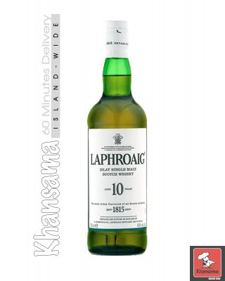 Laphroaig 10yrs Old Malt Tubed 700ml