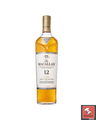 MACALLAN TRIPPLE CASK 12 YEARS