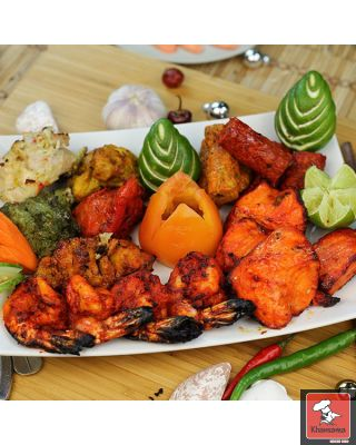 Non -Vegetarian Combo Platter  all in one  value for money