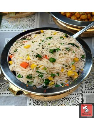 Mix Vegetable Pulao