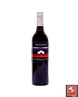 WOOLSHED CAB SAUVIGNON